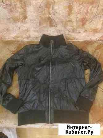 Куртка кожанка trailhead Санкт-Петербург