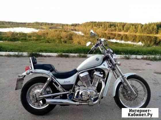 Мотоцикл Урай