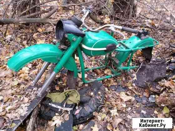 Рама с коляской мотоцикла Урал Звенигово