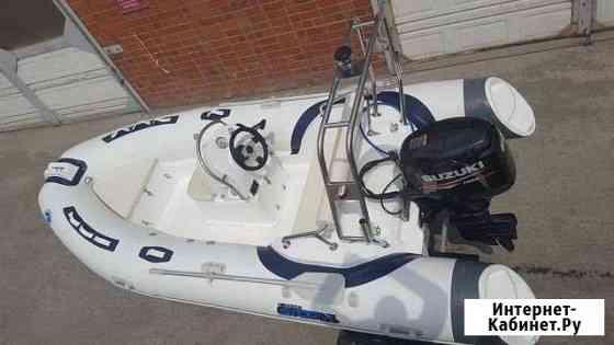 Лодка риб Stormline Luxe 450 Петрозаводск