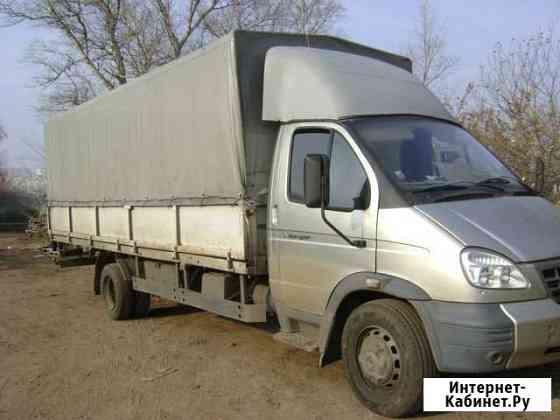 Грузовые перевозки машиной газ Валдай с кузовом 6м Орёл
