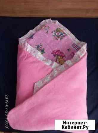 Одеяло-конверт на выписку Омск