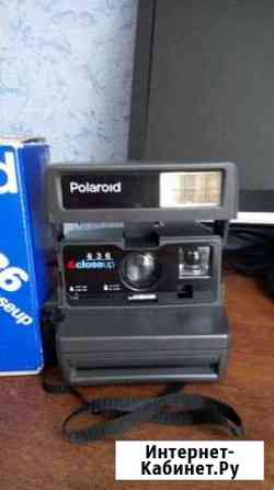 Polaroid closeup 636 Балахна