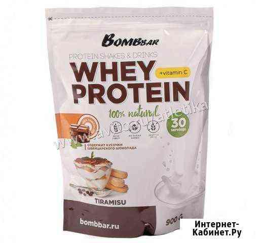 Протеин BombBar «Whey Protein» 900 гр Ставрополь