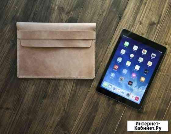 Чехол для iPad из натуральной кожи Санкт-Петербург