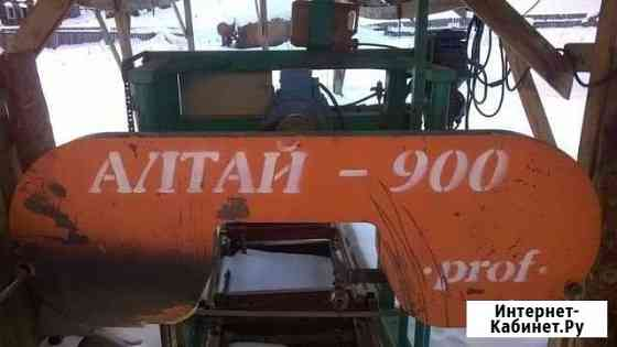 Действующее производство - пилорама Томск