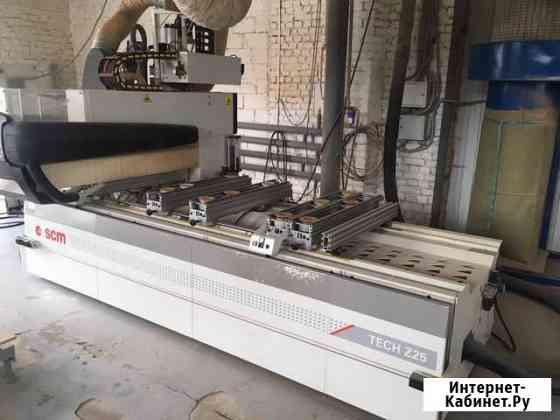 Обрабатывающий центр для мебели CSM Z25 (италия) Рязань