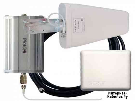 GSM усилитель сотовой связи, 3G, 4G репитер Элиста