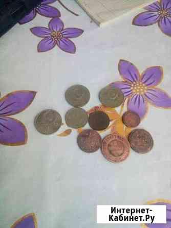 Стариные монеты Пески