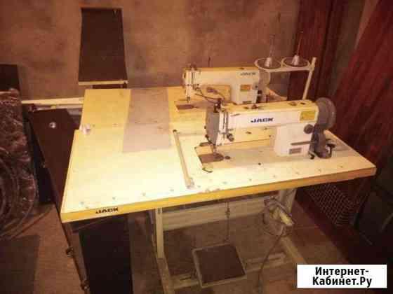 Профессиональная швейная машинка Сургут