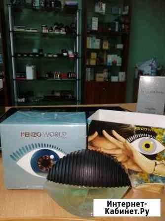 Парфюм Kenzo World Kenzo (Глаз Мира),75 ml W Челябинск