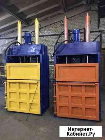 Пресс для макулатуры пгпв усилием от 24 тонн Псков