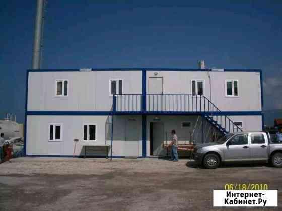 Модульное здание,быстровозводимое абк Нижневартовск
