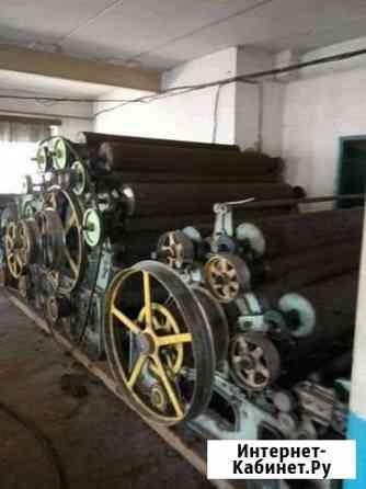 Шерстечесальная машина Бифама промышленная 1992г Залесово