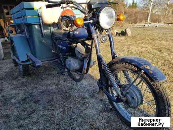 Минск мототележка с 3.901 (Умка) Псков