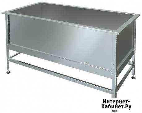 Ванна(мойка), стеллаж, стол, весы Корея. всё новое Рязань