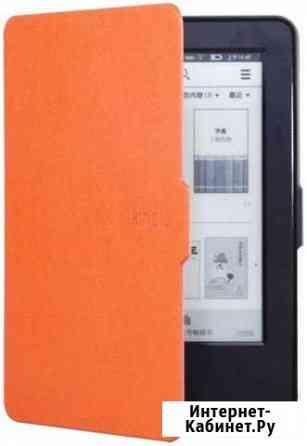 Обложка Amazon Kindle 6 Orange Москва