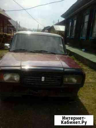ВАЗ 2107 1.6МТ, 2000, седан Горно-Алтайск