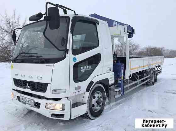 Услуги грузовика с манипулятором Новокузнецк