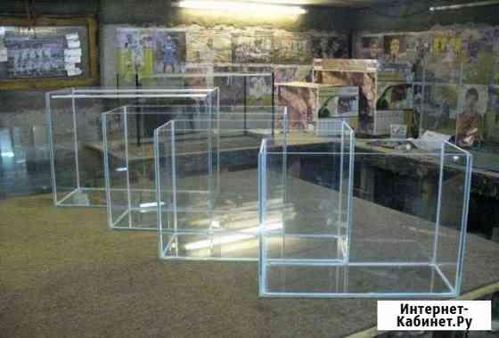 Аквариумы изготовление ремонт террариум стекл Самара