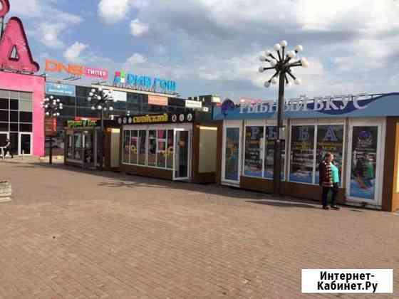 Продам действующий павильон по продаже продуктов Иваново