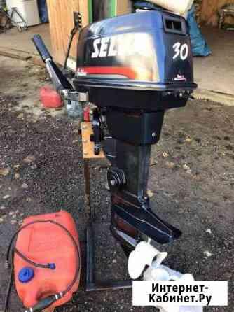 Продаю лодочный мотор Selva Antibes 30 Голицыно