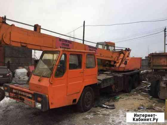 Продается автокран Като 20 тн Ярославль