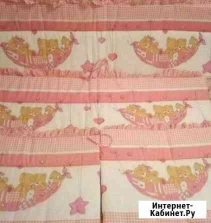 Бортики для кроватки Черкесск