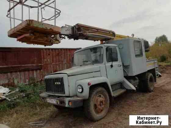 Автовышка агп-18 Казань