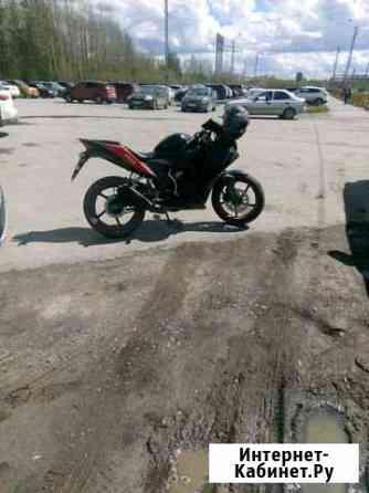 Мотоцикл Пыть-Ях