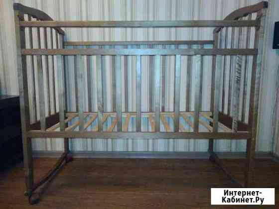 Кроватка детская Рязань