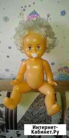 Кукла Наташа 55 см Вятка СССР Чебоксары
