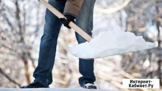 Уборка снега Белокуриха