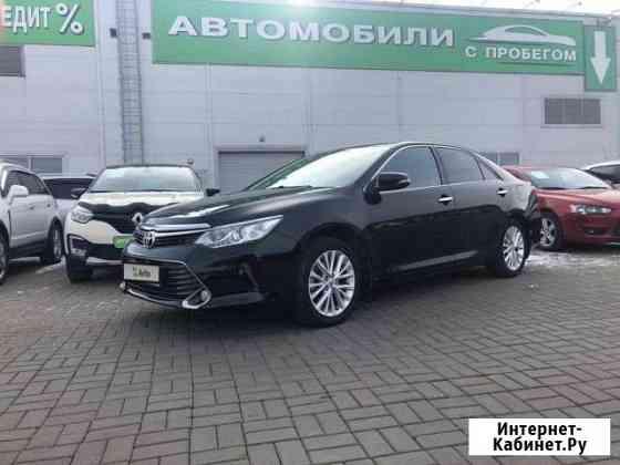 Toyota Camry 2.5AT, 2014, седан Красноярск