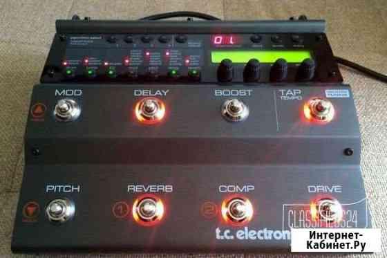 Продам отличный гитарный процессор Керчь