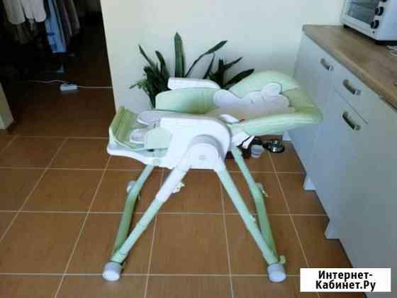 Детский стульчик Happy Baby «William V2 Яблоновский