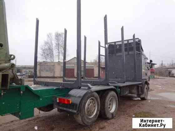 Лесовозная надстройка Скания, Вольво, Ман Псков