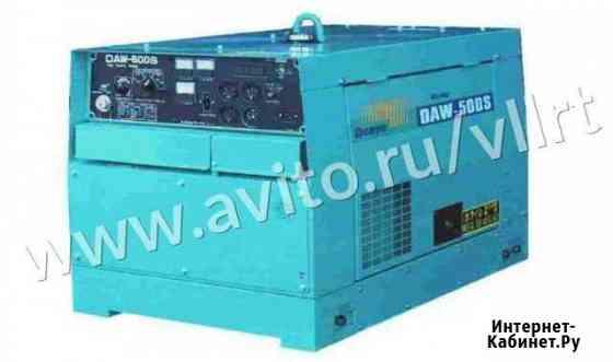 Дизельный сварочный генератор Denyo dаw-500 S Нягань