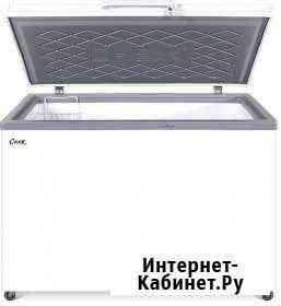 Морозильный ларь млк-500 (глухая крышка) Саранск
