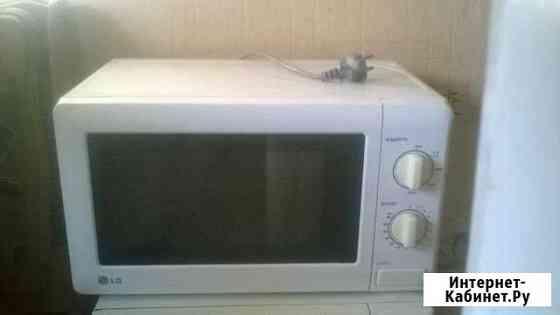 Микроволновая печь LG Великий Новгород