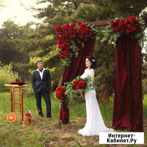 Оформление зала, свадебной машины, выездной регист Улан-Удэ