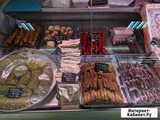 Продавец Турецких сладостей (Гипермаркет Магнит) Майкоп