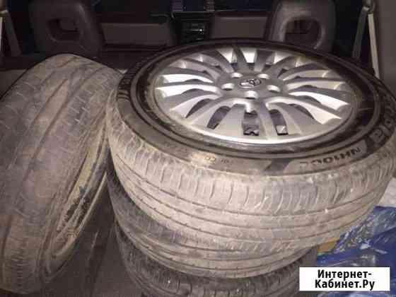 Колёса с летней резиной R15/65/185 Биробиджан