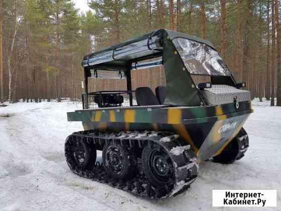 Всесезонный гусеничный вездеход caiman (новинка) Великий Новгород