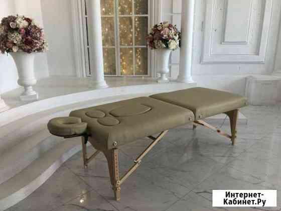 Массажный стол для беременных и крупных людей Сыктывкар