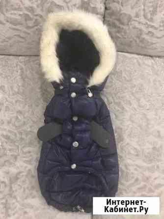 236 PA-OW Куртка-безрукавка для собак, синяя M Великий Новгород