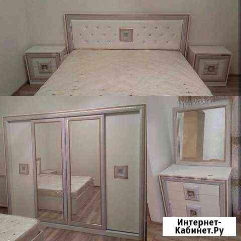 Спальня Богемия Нестеровская