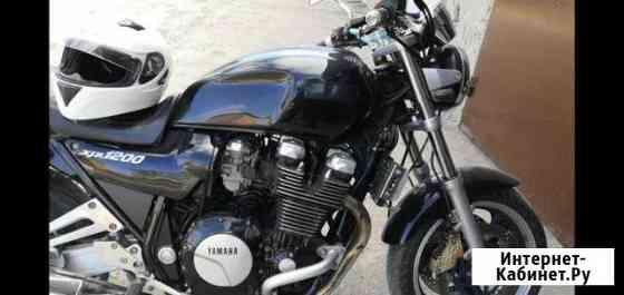 Yamaha XJR 1200 Чегем