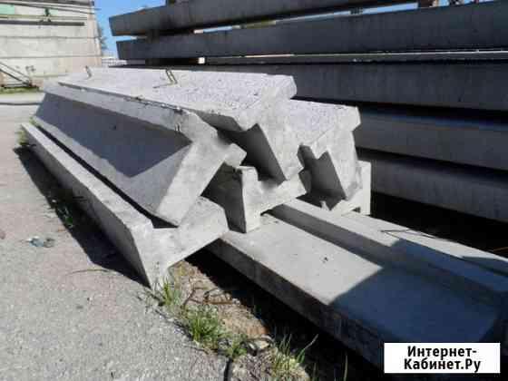 Лежни железобетонные серия 3.407.1-157 Смоленск