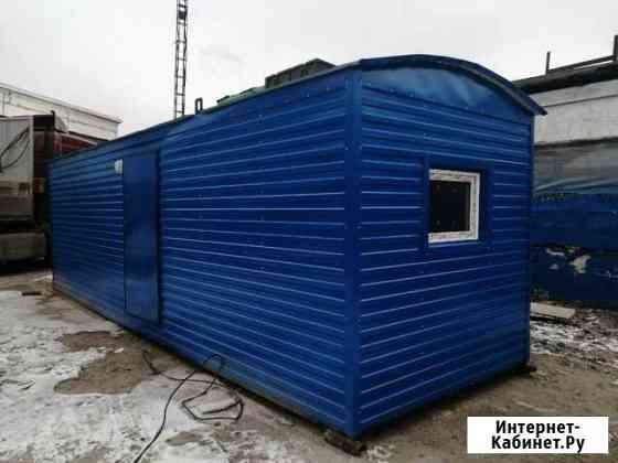 Вагон-дом 2,45х8м Сургут